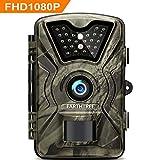 EARTHTREE Wildkamera, 14MP 1080P Full HD...