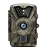 EARTHTREE Wildkamera,12MP 1080P Full HD Jagdkamera...