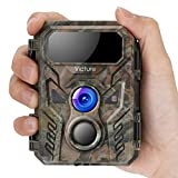 Victure Mini Wildkamera 16MP 1080P Fotofalle mit...