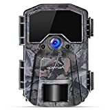 apeman Wildkamera 16MP 1080P Infrarot-Nachtsicht...