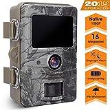 AGM Wildkamera,16 MP,1080P Full HD Videos, Profi...