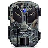 apeman Wildkamera 20MP 1080P 40 IR LEDs Nachtsicht...
