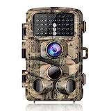 Campark Wildkamera 14MP Full HD 1080P Jagd Kamera...