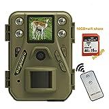BolyGuard WildKamera Trail Kamera 12MP 720 P HD...