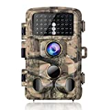 Campark Wildkamera 14MP Full HD 1080P Jagd Kamera...
