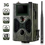3G Wildkamera Fotofalle 1080P Full HD 16MP Jagd...
