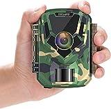 TOGUARD Mini Wildkamera 16MP FHD 1080P Jagdkamera...