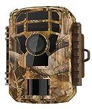 VisorTech Wildtierkamera: Full-HD-Wildkamera,...