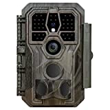 GardePro E5 Wildkamera 24MP 1296P...