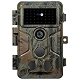 Meidase S3 Pro Wildkamera 32MP1080P mit 0,1S...