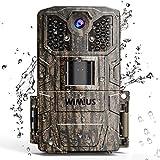 WiMiUS H6 Wildkamera, 16 MP, 1080 P, HD, 32...