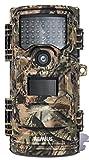 WiMiUS H7 Wildkamera, 16MP 1080P Wildkamera mit...