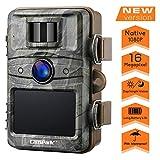 Campark Wildkamera 16MP 1080P No Glow Night Vision...