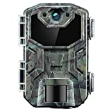 Victure Wildkamera 20MP 1080P Full HD Leichtes...