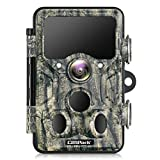 Campark Wildkamera WLAN 20MP 1296P Bluetooth...