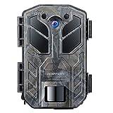 APEMAN Wildkamera 30MP 4K 40 IR LEDs Nachtsicht...