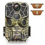 usogood 4K 24MP Wildkamera WLAN Bluetooth mit...