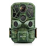 COCOCAM 4K 24MP WLAN Bluetooth Wildkamera...