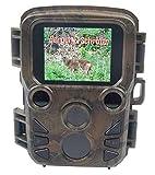 Mini 16 MP Wildkamera, 32 GB, Full HD