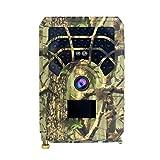 Wildkamera Kecheer 12MP HD mit Infrarot Nachtsicht...