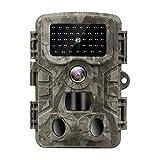 VANBAR Wildkamera 20MP 1080P Full HD Wildkamera...