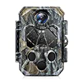 COCOCAM Wildkamera Fotofalle 4K 32MP mit...