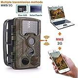 2G Wildkamera Fotofalle 16MP 1080P mit Handy...