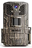 WiMiUS H6 Wildkamera, 16MP 1080P HD Wildkamera mit...