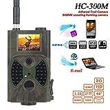 QYHT HC-300M Wildkamera, Trail-Kamera Jagdkamera...