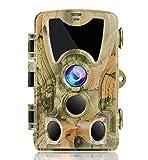 SUNTEKCAM Wildkamera Fotofalle 24MP 1080P...