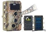 VisorTech Wildcamera: Full-HD-Wildkamera, 3...