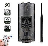 SUNTEKCAM 3G Wildkamera Fotofalle 1080P Full HD...