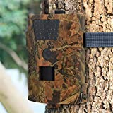 Kinshin Full HD Profi Outdoor Überwachungskamera,...