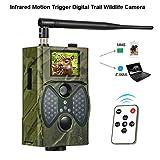 QWERTOUY HC-300M 16MP MMS/E-Mail 1080P Wildkamera...