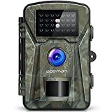 APEMAN Wildkamera 16MP 1080P mit...